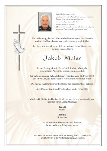 Jakob Maier