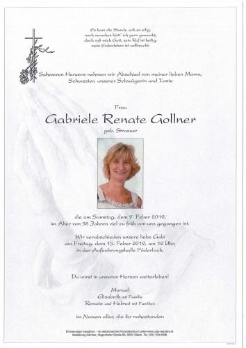 Gabriele Renate Gollner
