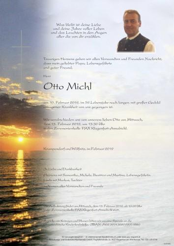 Otto Michl