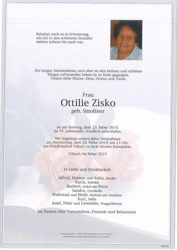 Ottilie Zisko