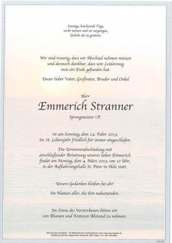 Emmerich Stranner