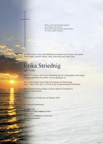 Erika Striednig