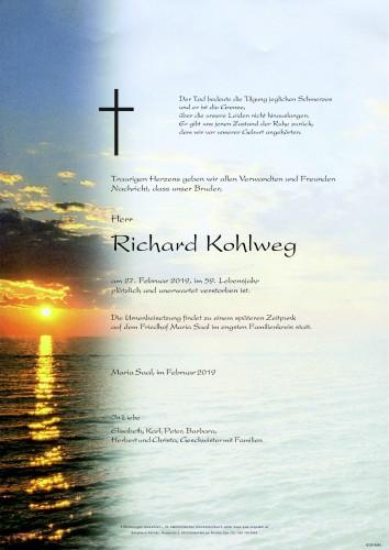 Richard Kohlweg