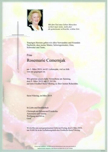 Rosemarie Čemernjak