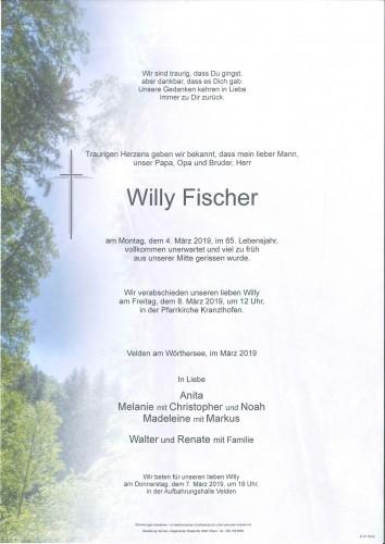 Willy Fischer