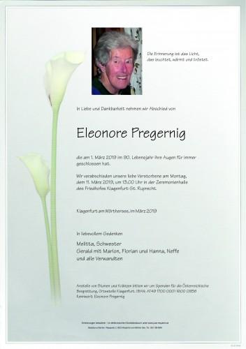 Eleonore Pregernig
