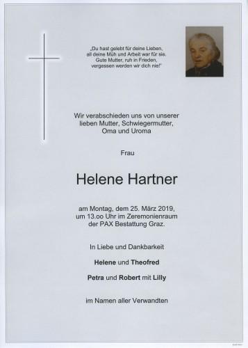 Helene Hartner