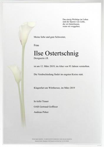 Ilsbeth Ostertschnig