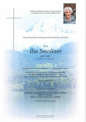 Ilse Smoliner