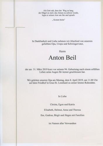 Anton Beil
