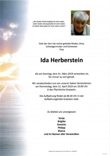 Ida Herberstein