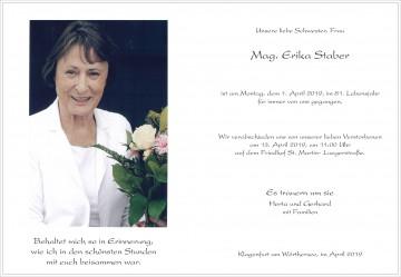 Mag. Erika Staber
