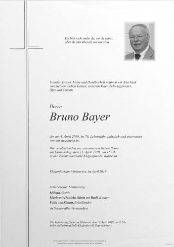 Bruno Bayer