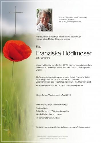 Franziska Hödlmoser