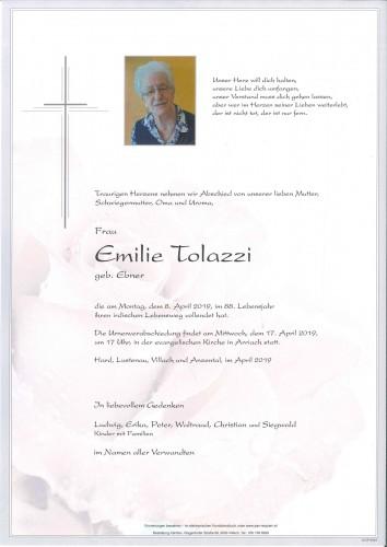 Emilie Tolazzi