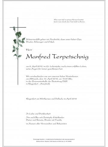 Manfred Terpetschnig