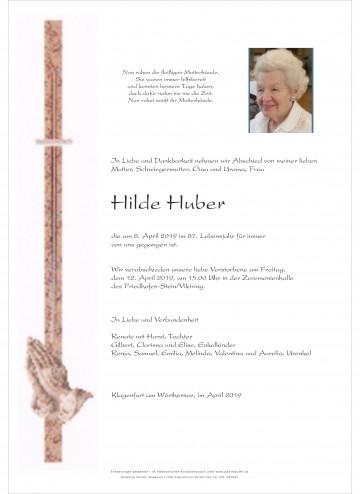 Hilde Huber