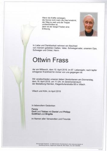 Ottwin Frass