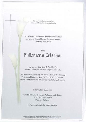 Philomena Erlacher