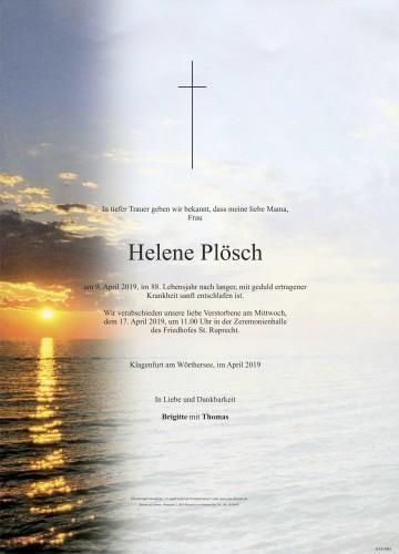Helene Plösch