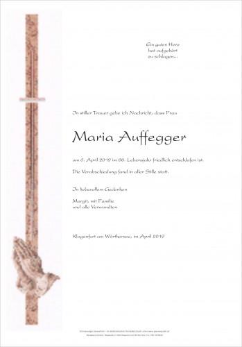 Maria Auffegger