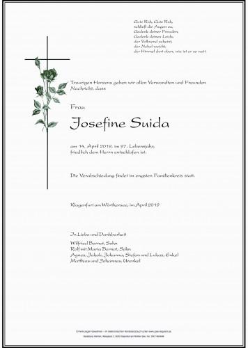 Josefine Suida