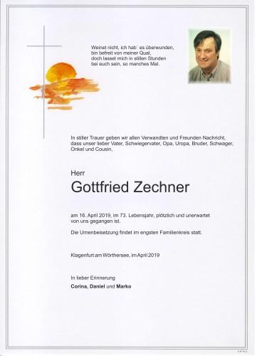Gottfried Zechner