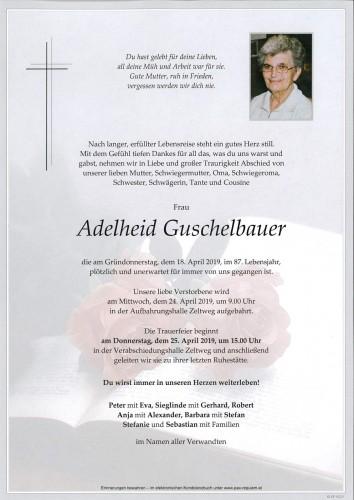 Adelheid Guschelbauer