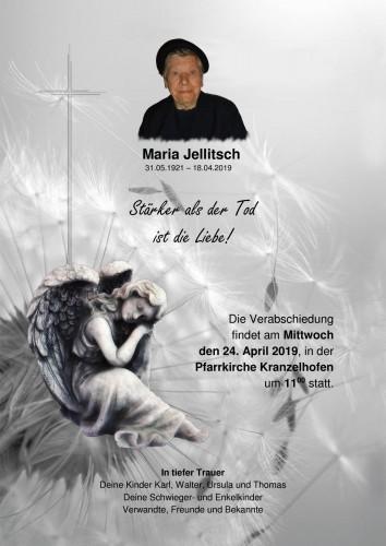 Maria Jellitsch