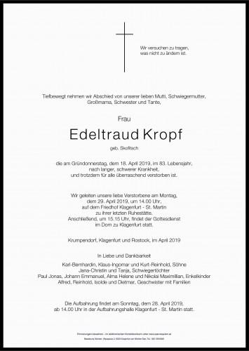 Edeltraud Kropf