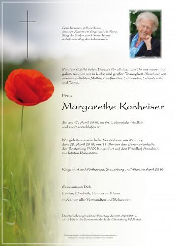 Margarethe Konheiser