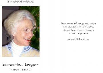 Ernestine Truger
