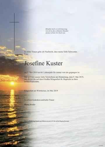 Josefine Kuster