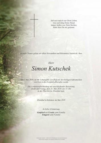Simon Kutschek