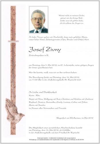 Josef Zivny