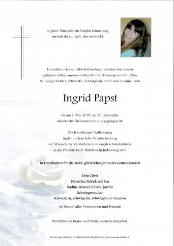Ingrid Papst