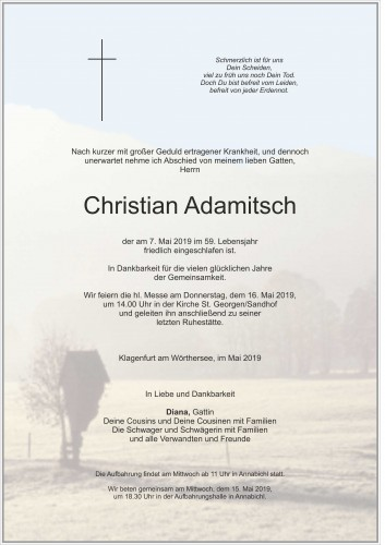 Christian Adamitsch