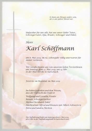 Karl Schöffmann