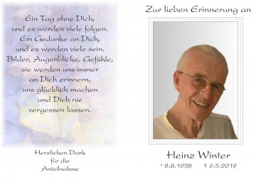 Heinz Winter