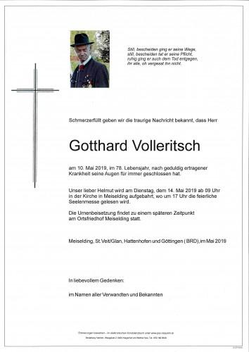 Gotthard Volleritsch