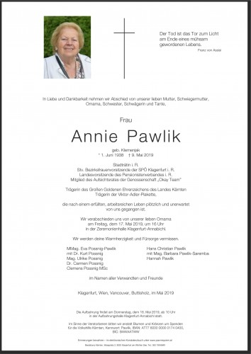 Annie Pawlik