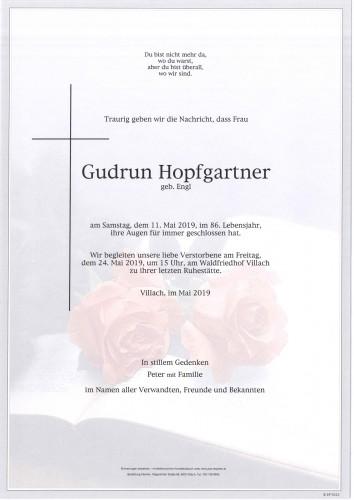 Gudrun Hopfgartner