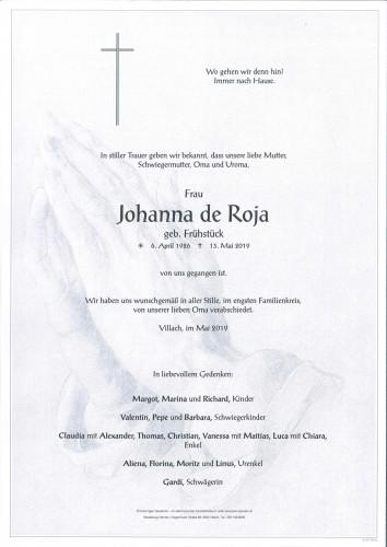 Johanna de Roja