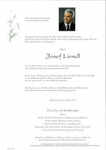 Josef Liendl