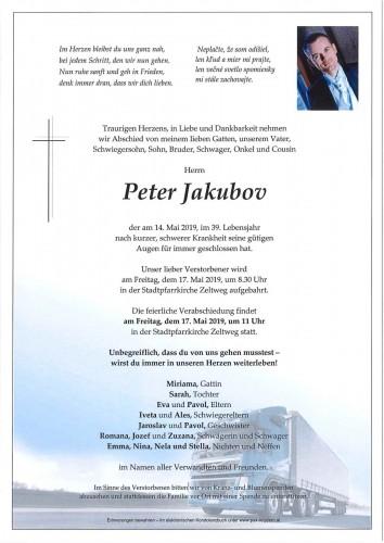 Peter Jakubov