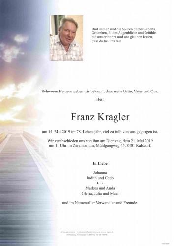 Franz Kragler