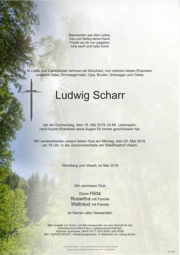 Ludwig Scharr