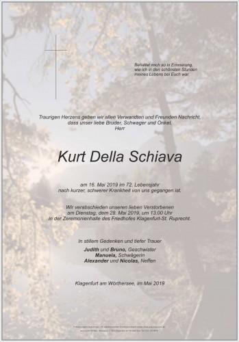 Kurt Della Schiava
