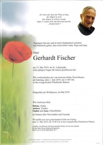 Gerhardt Fischer