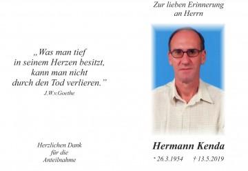 Hermann Kenda